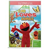 Sesame Street: Elmo Loves Animals (DVD)