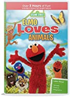 Sesame Street: Elmo Loves Animals [DVD]