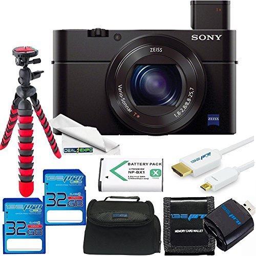 Sony Cyber - shot DSC - rx100...