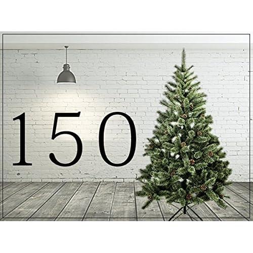 クリスマスツリー 150cm クリスマスツリー★★ クラシックタイプ 高級クリスマスツリー ドイツトウヒツリー ヌード(オーナメントなし)タイプ【J-150cm】ゴールドイルミネーション付