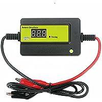 12/24/36/48V 4A鉛蓄電池サルフェーション除去装置バッテリー寿命延命装置