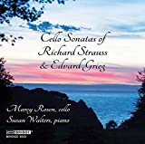 R. Strauss & Grieg: Cello Sonatas