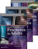 Rockwood and Green's Fractures in Adults and Children Package