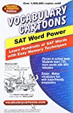 Vocabulary Cartoons: SAT Word Power 画像