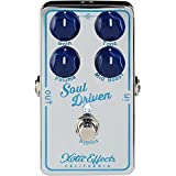 Xotic Effects Soul Driven Boost & Overdrive Effects Pedal [並行輸入品]