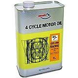 AZ (エーゼット) CER-996 4輪用 4サイクルエンジンオイル 1L 5W-50 RACING AET 100%化学合成油 SN 4輪用 PAO(G4)+ESTER(G5) 自動車用 モーターオイル EG821