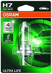 OSRAM 64210ULT-01B ULTRA LIFE H7, halogen headlamp, 64210ULT-01B, single blister (1 unit)