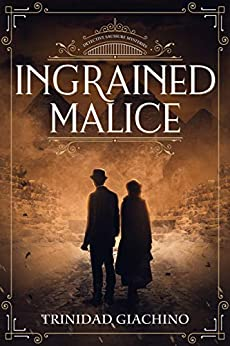 Ingrained Malice (Detective Saussure Mysteries Book 3) by [Giachino, Trinidad]