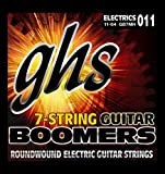 ghs エレキギター弦 Guitar BOOMERS/ギター・ブーマーズ 7弦ギター用 ミディアムへヴィ 11-64 GB7MH