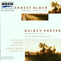 Bloch;Conc Grosso/Porter;Ukran