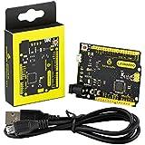 KEYESTUDIO Leonardo R3 Atmega32u4 Development Board with USB Cable Starter Kit for Arduino