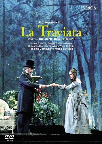 ヴェルディ:歌劇《椿姫》ジュゼッペ・ヴェルディ劇場ブッセート 2002年 [DVD]
