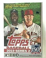 Topps 2019シリーズ2 MLB 野球レリックボックス