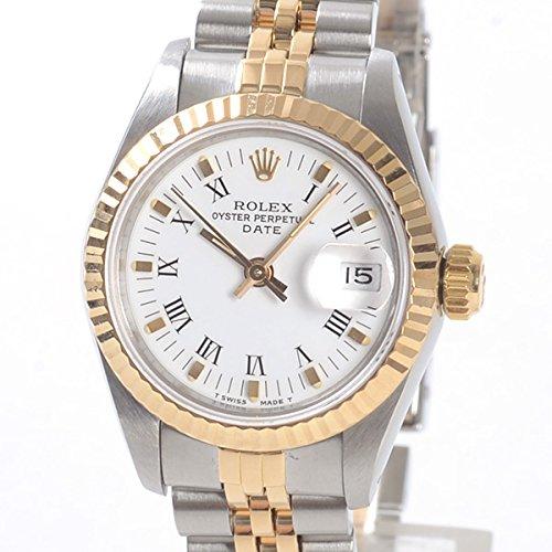 [ロレックス]ROLEX 腕時計 オイスターパーペチュアル デイトジャスト レディ 69173 中古[1250189]