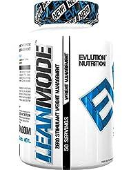 EVLution Nutrition リーンモード(ウェイトロスサポートサプリ?刺激物なし)(150カプセル)(海外直送品)