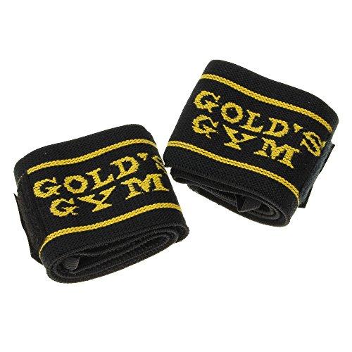 GOLD'S GYM(ゴールドジム) ループ付きリストラップ G3511