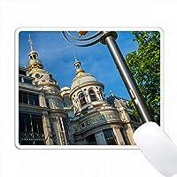Printemps Department Store、パリ、フランスの下のHavre-Caumartinメトロ。 PC Mouse Pad パソコン マウスパッド