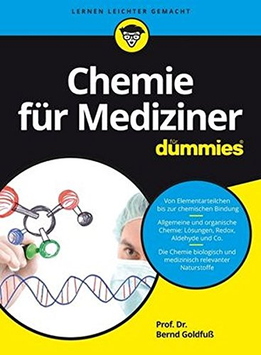 Download Chemie fur Mediziner fur Dummies 3527707263