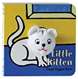 Little Kitten: Finger Puppet Book (Little Finger Puppet Board Books)