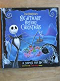 Tim Burton's Nightmare Before Christmas: A Pop-Up Book