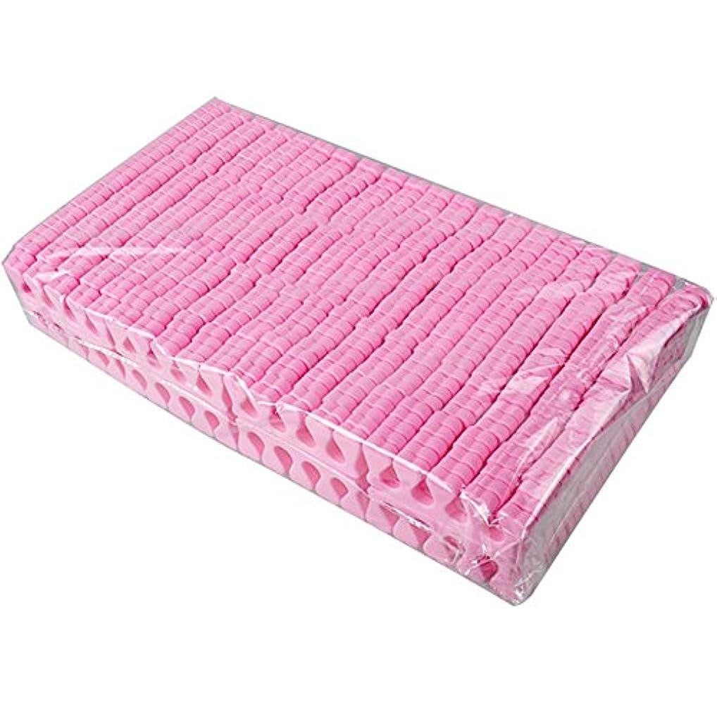 胆嚢価格分数Biutee ジェルネイルツール 足 ネイルセパレーター ネイルカラー用 20組セット