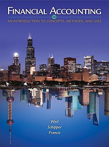 Download Financial Accounting: An Introduction to Concepts, Methods and Uses 1133591027