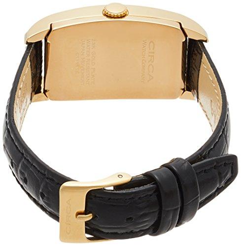 [サーカ]CIRCA 腕時計 クオーツ アンティークテイスト CT116BK
