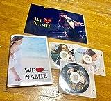 安室奈美恵 クリアファイル 2019 手帳 A5サイズセット 他 前夜祭フル#13 DVD Disc 3枚 おまけ付 ラストライブ
