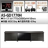 朝日木材加工 70V型まで対応 テレビ台 ハイタイプADK GD style AS-GD1770H