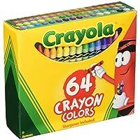 Crayolaクレヨン64 CTボックス