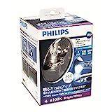 PHILIPS(フィリップス)  ヘッドライト LED バルブ H4 6200K 3200/2400lm 12V 23W エクストリームアルティノン X-treme Ultinon 車検対応 3年保証 2個入り 12953BWX2