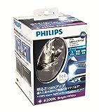 PHILIPS(フィリップス)エクストリームアルティノンLED H4 6200K ヘッドランプ 12953BWX2