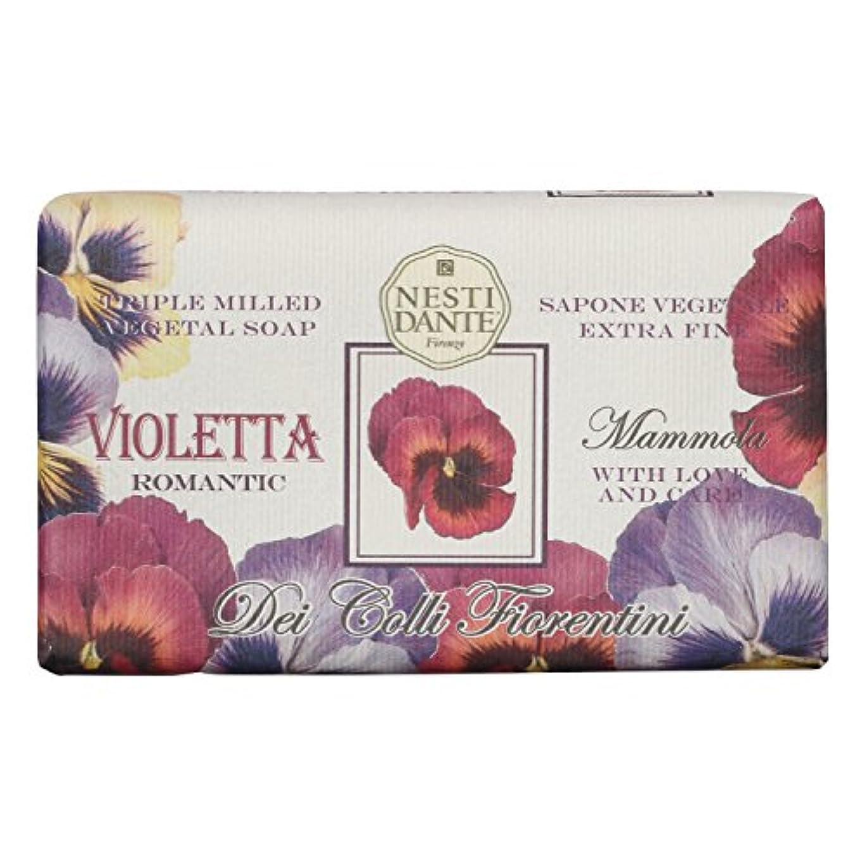 人気選出する素晴らしい良い多くのNesti Dante ネスティダンテ フィオレンティーニソープ スイート?バイオレット 250g