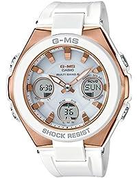 [カシオ]CASIO 腕時計 BABY-G ベビージー ジーミズ 電波ソーラー MSG-W100G-7AJF レディース