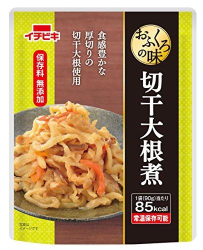イチビキ おふくろの味 切干大根煮 90g×5個