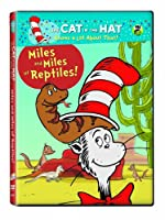Cat in the Hat: Miles & Miles of Reptiles [DVD] [Import]