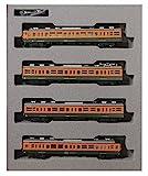 KATO Nゲージ 115系 300番台 湘南色 増結 4両セット 10-1409 鉄道模型 電車