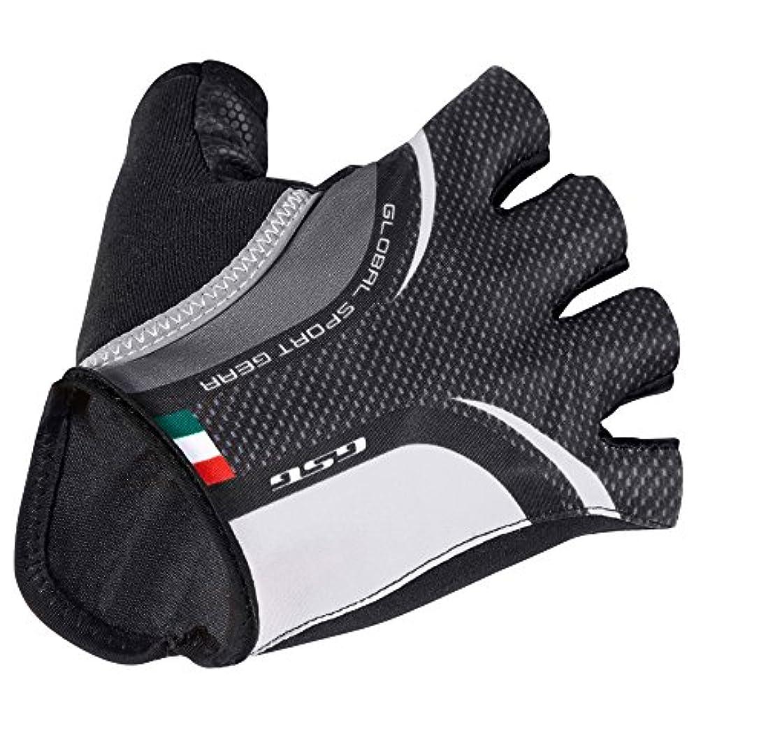 もちろん占める迷信GSG Campione – Men 's Summer Glove – With s.a.t. – ライクラ – ホワイト