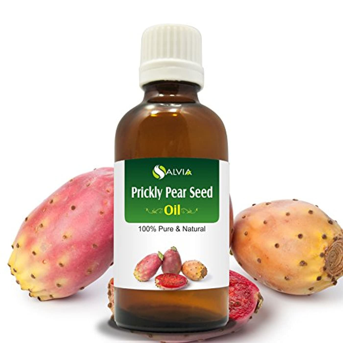 PRICKLY PEAR SEED OIL(OPUNTIA FICUS-INDICA)100% NATURAL PURE CARRIER OIL 30ML