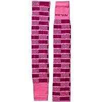 Pearl iZUMi Select Thermal Lite Arm Warmer Screaming Pink Herringbone Small [並行輸入品]