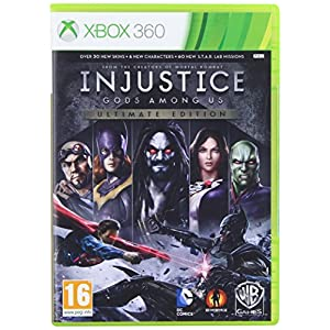 Injustice: Gods Among Us Ultimate Edition (輸入版:北米)