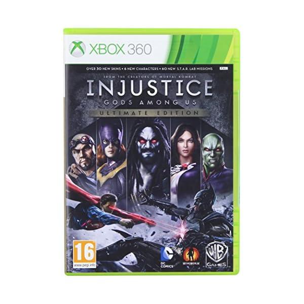 Injustice: Gods Among Us...の商品画像