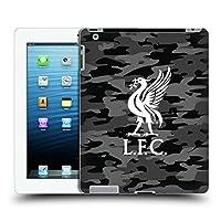 オフィシャル Liverpool Football Club アウェイ・カラーウェイズ Liver Bird Camou ハードバックケース Apple iPad 3 / iPad 4