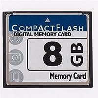 FengShengDa 8GBコンパクトフラッシュメモリカード、最大50MB / sのスピード、フリーランディングフリーパッケージ - SDCFHS-8G-AFFP(8G)