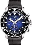 [ティソ] 腕時計 T1204171704100 メンズ 正規輸入品 ブラック