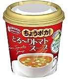 エースコック ちょうポカ! とろ~りトマトスープ ヨーグルト100杯分の乳酸菌 19g×6個