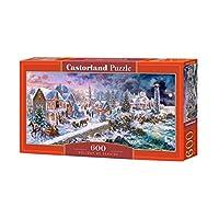 Castorland Jigsaw 600pc -holiday At Seaside