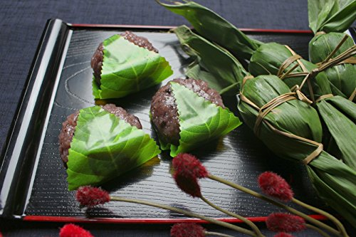 宝来堂 会津産 紫黒餅(しこくもち)×1箱 笹団子×1袋   笹だんご