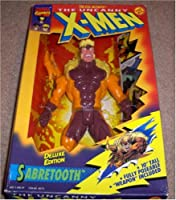 X-Men Deluxe Edition Sabretooth