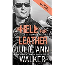 Hell for Leather (Black Knights Inc. Book 6)